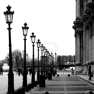 Lampposts and Flagpoles