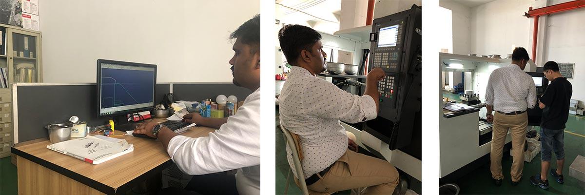 Наш клиент Sruthinraj из Индии хорошо провел время в Китае