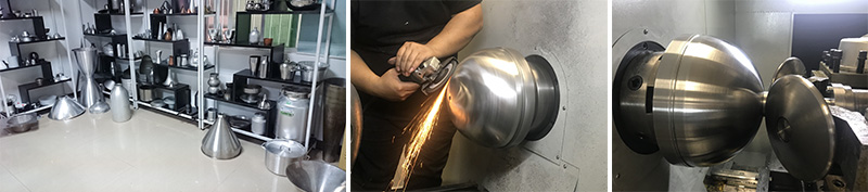 прядение металла